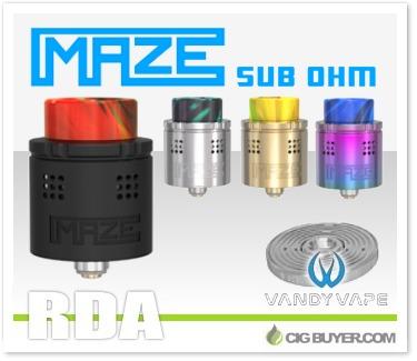 Vandy Vape Maze Sub-Ohm RDA