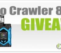 Vaptio Wall Crawler 80W Mod Kit Giveaway (4 WINNERS!)