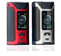 Wismec Sinuous Ravage 230W Box Mod