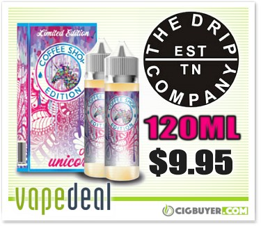The Drip Co. E-Liquid Deal