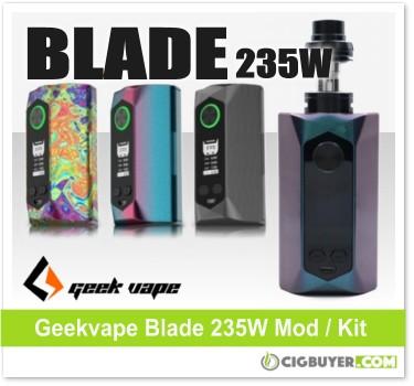 Geekvape Blade 235W Box Mod Kit