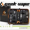 Geekvape Standard & Mini Tool Kits – $9.99 / $20.99