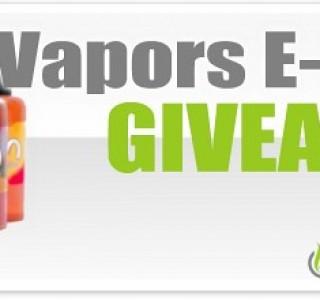 Om Vapors E-Liquid Giveaway (ENDED)