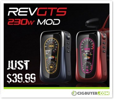 REV-Tech GTS 230W Box Mod