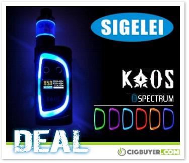 Sigelei Kaos Spectrum 230W Starter Kit