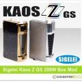 Sigelei Kaos Z GS 200W Box Mod – $44.95