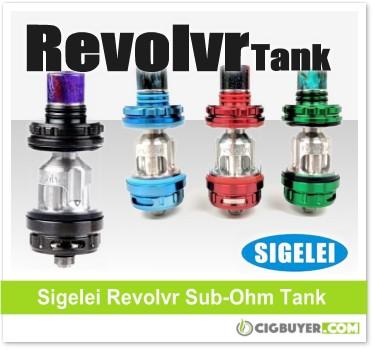 Sigelei Revolvr Sub-Ohm Tank