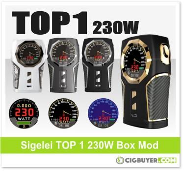 Sigelei TOP 1 230W Box Mod