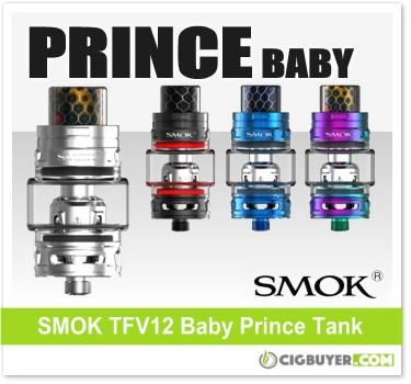 Smok TFV12 Baby Prince Sub-Ohm Tank
