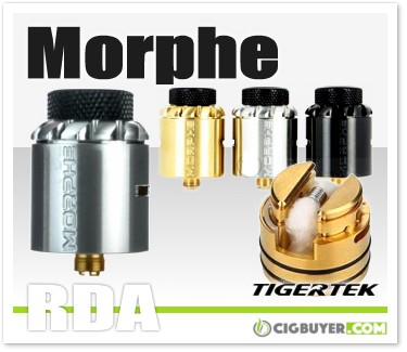 Tigertek Morphe RDA Deal