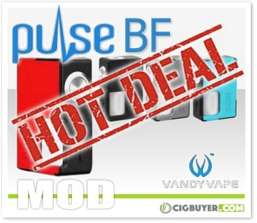 Vandy Vape Pulse BF Squonk Mod Deal