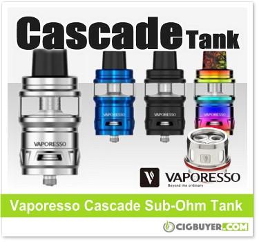 Vaporesso Cascade Sub-Ohm Tank