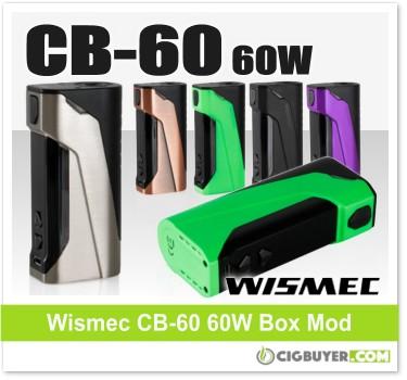 Wismec CB-60 60W Box Mod