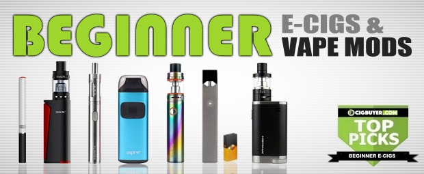 Best E-Cig / Vape Mods for Beginners