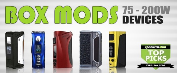 Best Vape / Box Mods of 2018