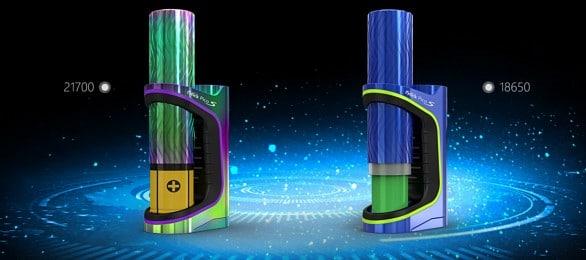 Eleaf iStick Pico S Battery Options