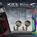Eleaf iStick Pico S 100W Box Mod Kit – A Bold New Pico
