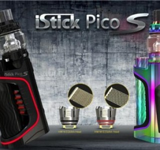 Eleaf iStick Pico S 100W Box Mod Kit