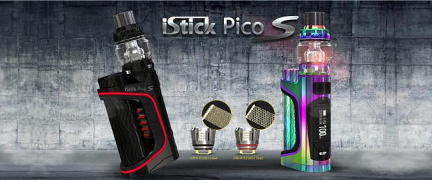 Eleaf iStick Pico S Box Mod Kit Preview