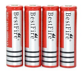 Cheap / Fake Vape Mod Batteries
