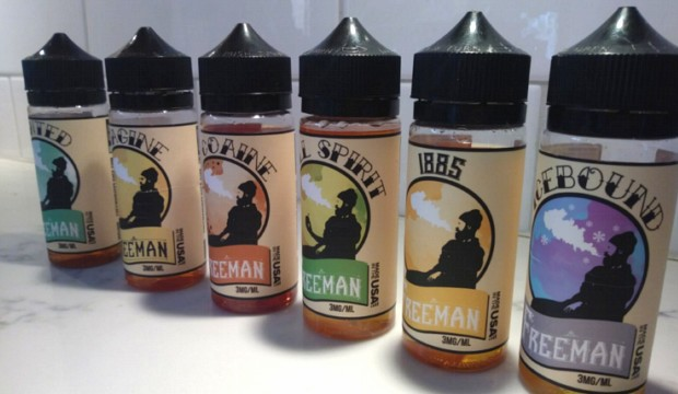 Freeman Vape E-Liquid Review
