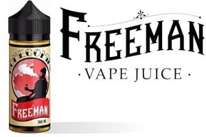 Freeman Vape Juice Review