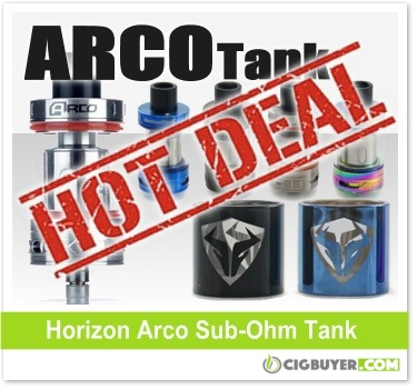 Horizon Arco Sub-Ohm Tank Deal
