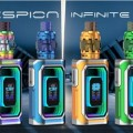 Joyetech Espion Infinite 230W Box Mod Kit – Modern LED Styling