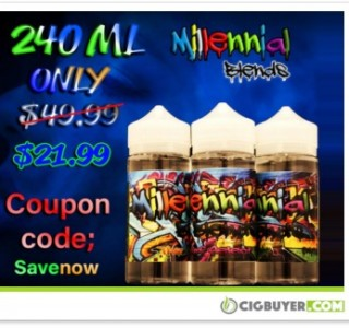 Premier Vapor E-Liquid Deal – 2 x 120ml for ONLY $21.99!