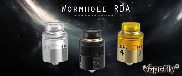 Vapefly Wormhole RDA Preview