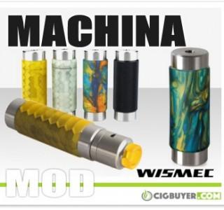 Wismec Reuleaux RX Machina Mech Mod / Kit – $19.99 / $29.99