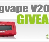 Augvape V200 Box Mod + Templar RDA Giveaway (3 WINNERS!!!)
