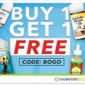 Breazy.com Buy-1 Get-1 E-Liquid BOGO Sale