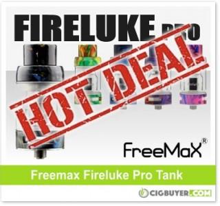Freemax Fireluke Pro Tank – ONLY $13.99!