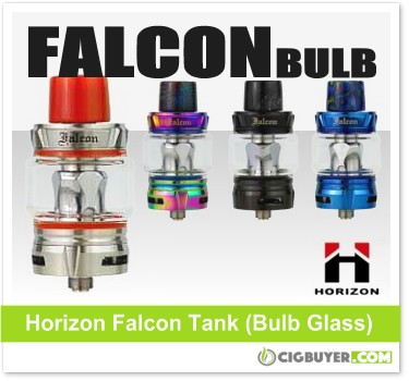 Horizon Falcon Tank (Bulb Glass)