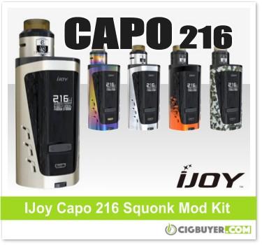 IJoy Capo 216 Squonk Mod Kit