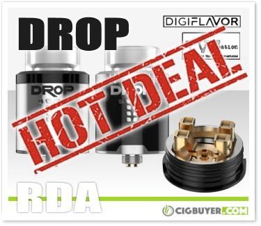 Digiflavor Drop RDA Deal