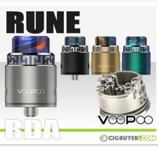 Voopoo Rune BF RDA – Just $18.95