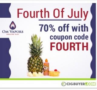 om-vapors-4th-july-sale