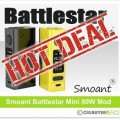 Smoant Battlestar Mini 80W Mod Deal – ONLY $19.99!